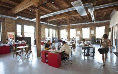 El mundo de los negocios supera el millón de coworkers por primera vez
